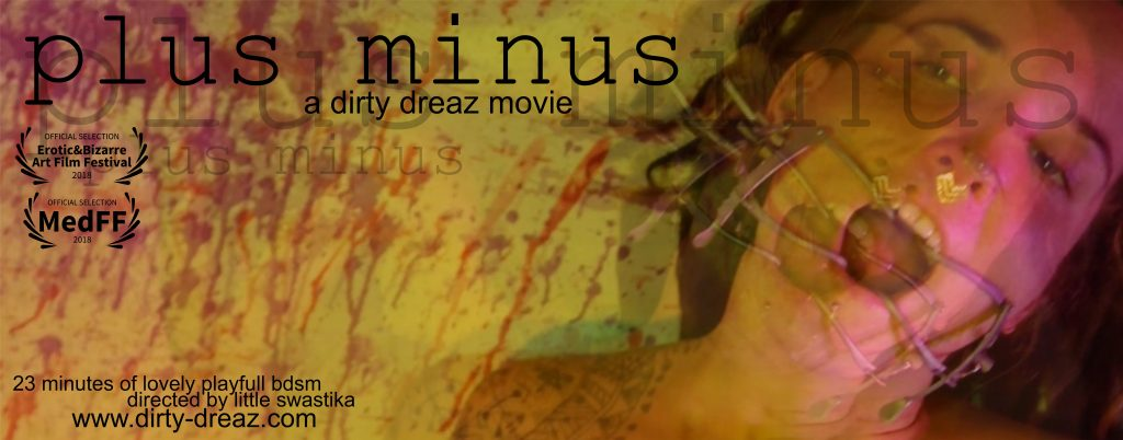 homepage movie preview. plus minus